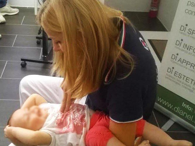 Corso manovre salvavita pediatriche